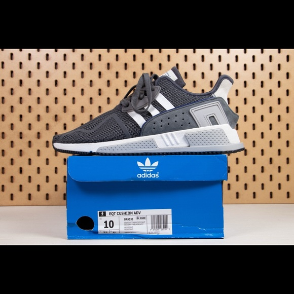 Adidas Originals EQT Cushion ADV Size SZ 10 ✓ 📦 f19182cc9